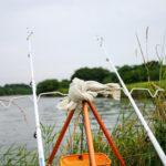 2017年 2回目のウナギ釣り