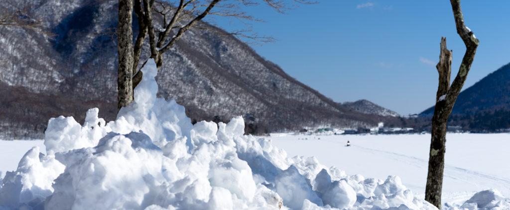 赤城山で初めての雪中キャンプしてきたよ