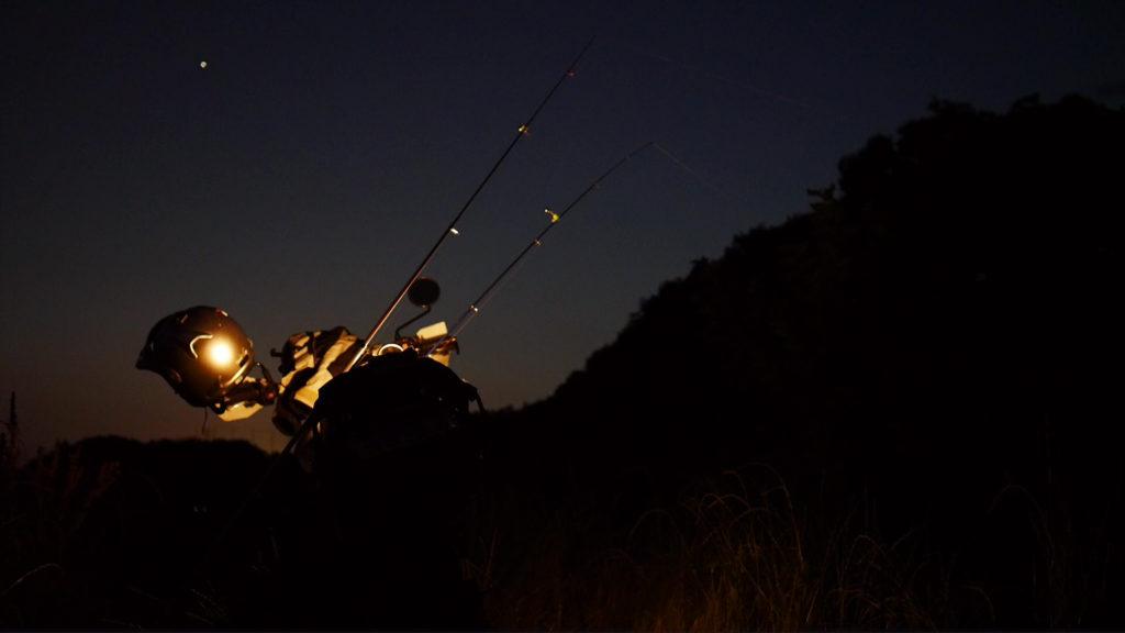 2018年 ウナギ釣り初出陣!